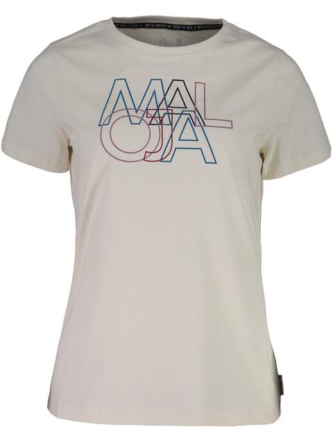 Maloja DuriettaM. T-Shirt Women vintage white